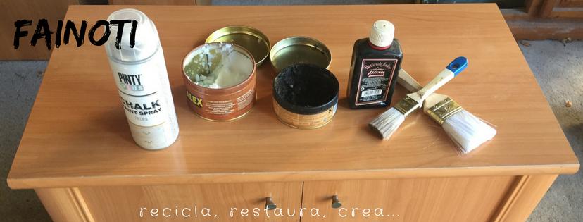 Faino ti: Recicla, Restaura, Crea y Decora