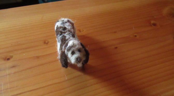 figuritas de lana